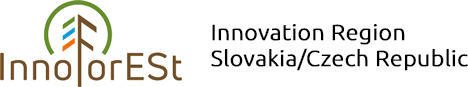 InnoForESt – IR CZ&SK Logo